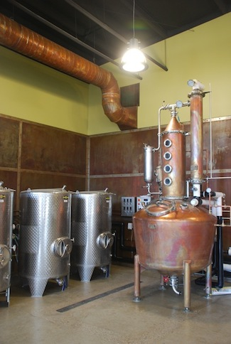 Coppercraft Distillery: Gen1 Architectural Group