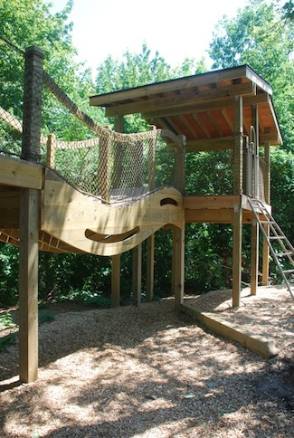 Camp Geneva Play Structure