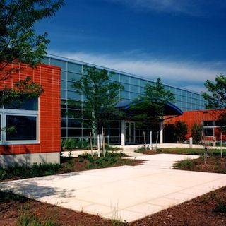 Gen1 Architectural Group:The Greenhouse - West Entrance