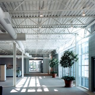 Gen1 Architectural Group;The Greenhouse - Lobby