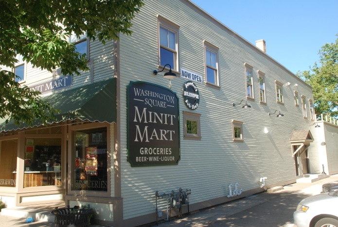 Gen1 Architectural Group:Washington Street Mini-Mart