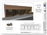 Louise Earl Butcher Shop, Gen1 Architectural Group