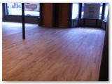 Louise Earl Butcher Shop, New Flooring Installation
