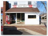 Washington Square Minit Mart, Before Renovation