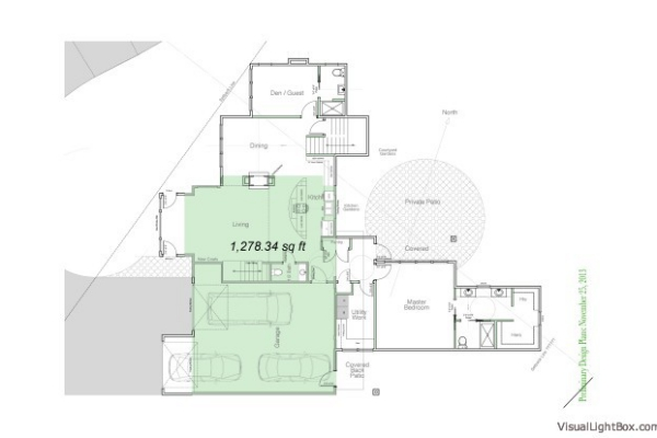 The Scenic Shores Floor Plan